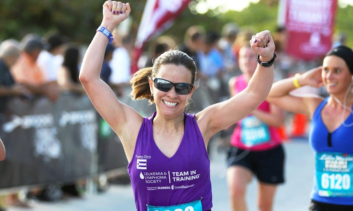 Team In Training - Great Uptown: $25 for a Charity Marathon-Training Package at Team in Training ($100 Value)