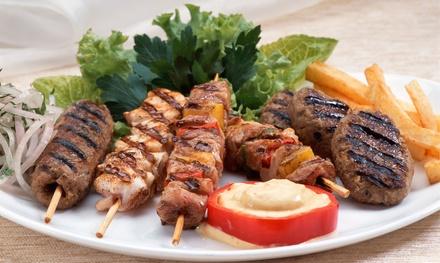 XXL-Grillplatte für zwei oder vier Personen im Ajo Restaurant (bis zu 59% sparen*)