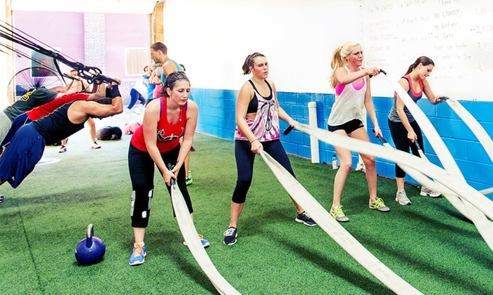 Max's Best Bootcamp - Danbury: 5 or 10 Fitness Boot-Camp Classes at Max's Best Bootcamp (Up to 79% Off)