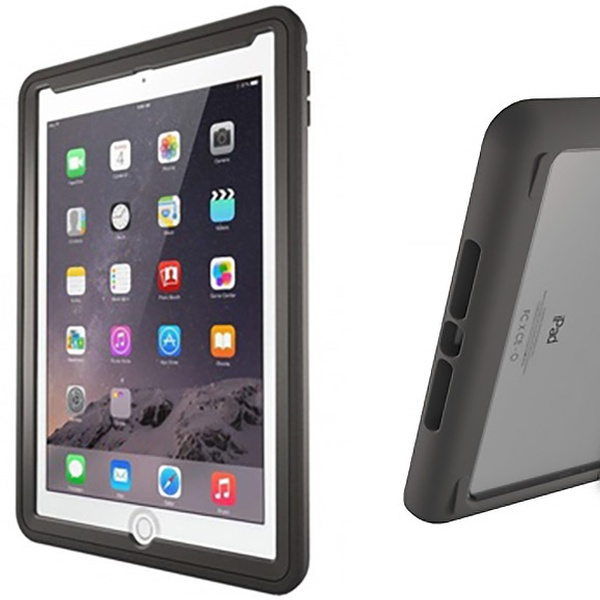 buy online b6354 5fc17 Otterbox Unlimited Series Case with Stand for iPad Air 2