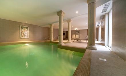 Alsace : 1 à 3 nuits avec petit déjeuner, accès spa et crémant en option pour 2 personnes à lhôtel Majestic Alsace
