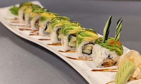 $30 Towards All Day Menu at Jojo Restaurant & Sushi Bar