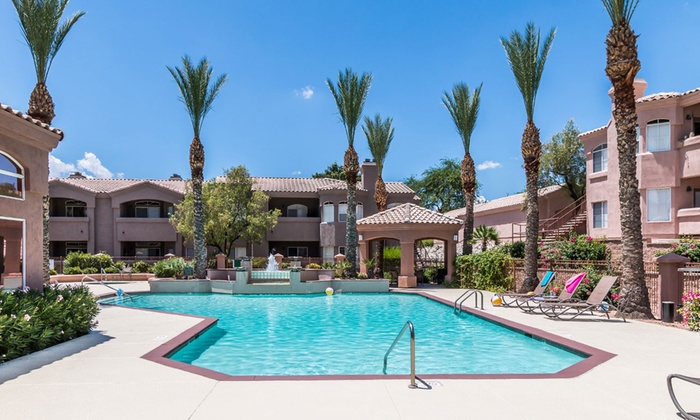 Spacious Condos with Outdoor Pools in Tucson