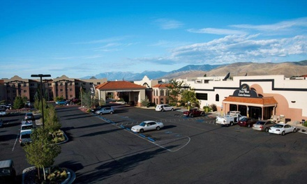 Stay with Breakfast, Casino Credit, and Bowling at Gold Dust West Casino Hotel Carson City in Nevada. Dates into March.