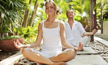 Corso yoga e ginnastica facciale