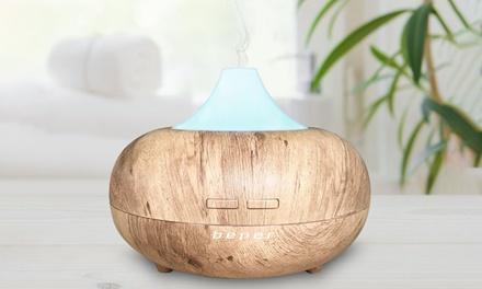Diffusore di essenze Beper con lampada a LED blu