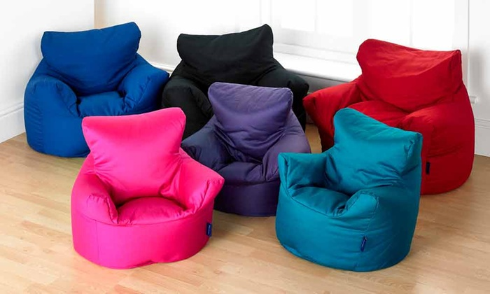 Small or Large Kids' Bean Bag Chair