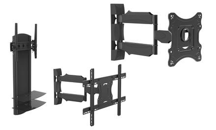 Supports muraux orientables pour téléviseurs