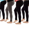 Coco Limon Seamless Full-Length Leggings (6-Pack)