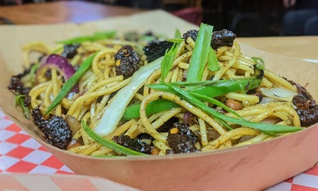 $20 for $20 Toward Food and Drink at Cafemandu Flavors Of Nepal