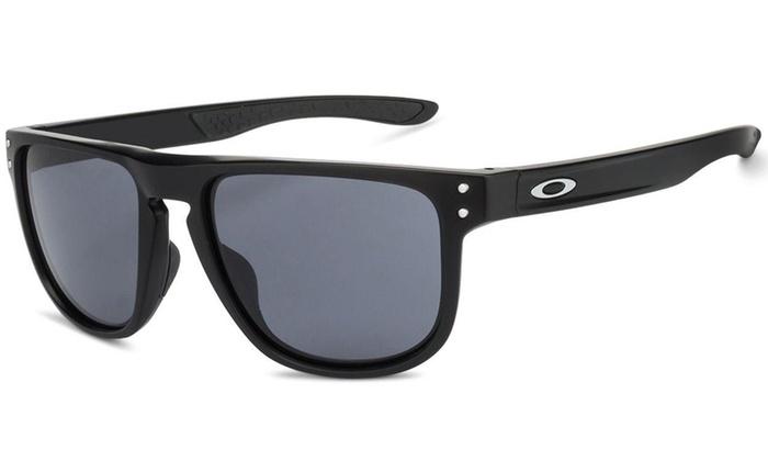 0965538ba92 Oakley Holbrook R Sunglasses OO9377-0155 Matte Black Frame Grey Lens 9377 01  OO9377-01   Matte Black   Grey