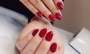 Lady Beauty Studio: Gel Manicure, Pedicure, or Both at Lady Beauty Studio (Up to 68% Off)