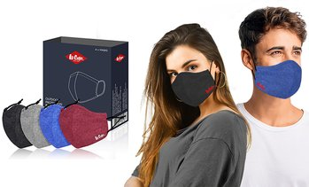 Lee Cooper Gesichtsmasken-Set