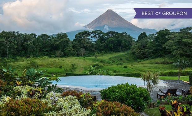 TripAlertz wants you to check out ✈ Costa Rica Vacation with Airfare. Price per Person Based on Double Occupancy (Buy 1 Groupon/Adult).  ✈ Costa Rica Vacation with Airfare from Travel by Jen - Costa Rica Vacation with Airfare
