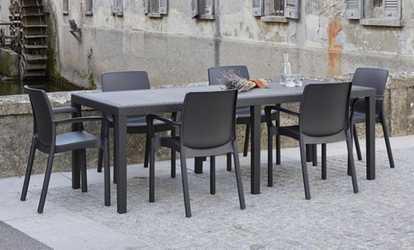Tavoli Da Giardino Risparmio Casa : Arredamento per patio e giardino deals coupons groupon