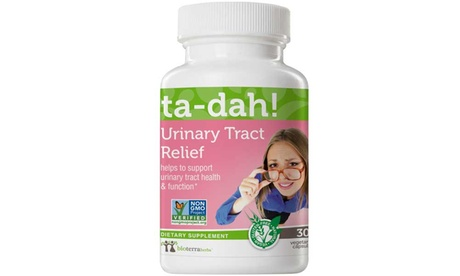 Herbal Urinary Tract Health Supplement (1, 2, or 3-Pack)