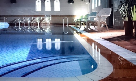 Bournemouth: 1 Night for Two with Breakfast, Spa Treatment, Leisure Access and Optional Dinner at The Queens Hotel & Spa