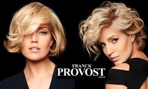 Franck Provost: Franck Provost: koloryzacja z myciem, modelowaniem i stylizacją (149 zł) lub balayage (159 zł) i więcej – 5 lokalizacji