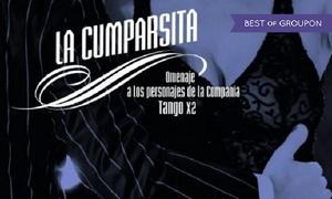 FONDAZIONE TEATRO NUOVO TORINO: 17° edizione del Tango Torino Festival - La Cumparsita, il 13 aprile al Teatro Nuovo di Torino (sconto 40%)