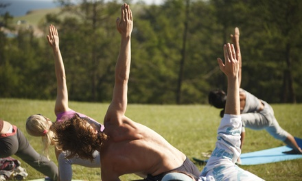 Two Yoga Classes at Awaken Yoga Center of Kansas City (70% Off)