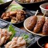 兵庫県/摂津本山 ≪赤鶏刺身、親鶏つくね串、鶏飯など8品+飲み放題120分/他1メニュー≫
