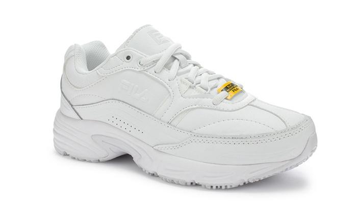 09d39c8684 Fila Men's Memory Non-Slip Shoes (Size 12)   Groupon