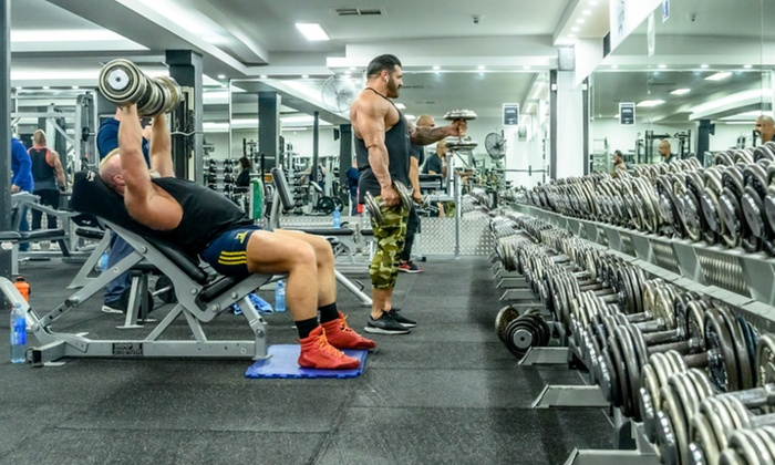 groupon fitness deals sydney