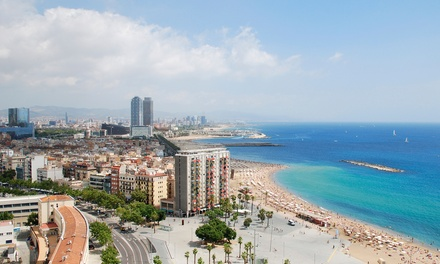 ✈ Barcelona, Valencia and Madrid: 69 Nights at a Choice of Hotels with Return Flights and Train Tickets*