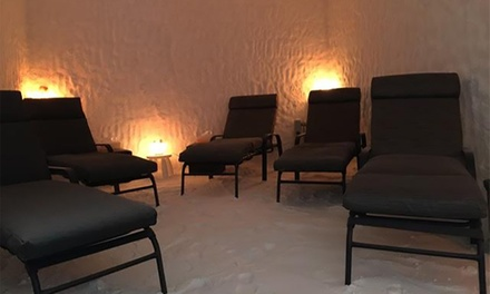 One $19, Two $35 or Three Salt Therapy Sessions $49 at The Salt Room Perth Up to $120 Value