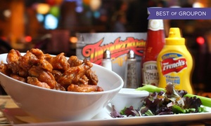 Thunder Road Cafe: Up to €100 Towards Food and Drink at Thunder Road Cafe (Up to 41% Off)
