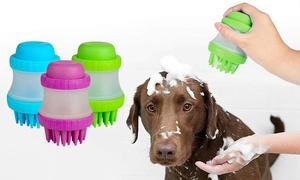 Brosse et shampoing 2en1 chien