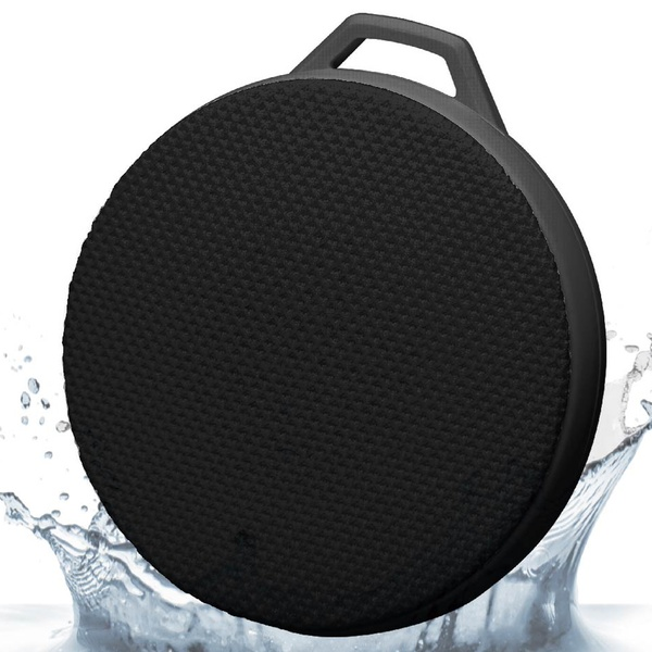 2Boom Go Wireless Bluetooth Portable Waterproof Speaker with Built-in Mic