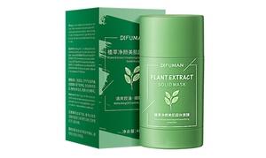 Masque stick pour le visage au thé vert