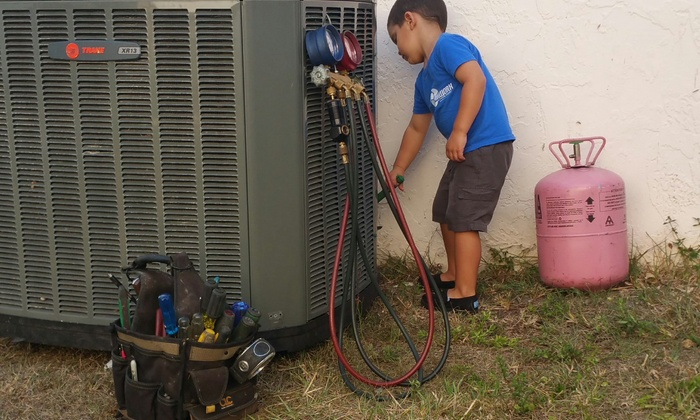 Airworx Air Conditioning & Refrigeration, Inc. - Palm Beach: HVAC Cleaning and Inspection from Airworx Air Conditioning & Refrigeration, INC. (50% Off)