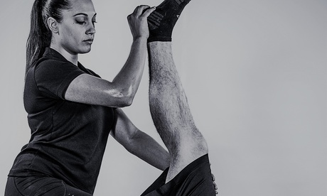 $75 for Four Stretching Sessions at Stretch U