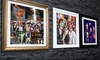 """MeZoo: 10""""x10"""" or 15""""x15"""" Framed Halloween Canvas Print from MeZoo (Up to 92% Off)"""