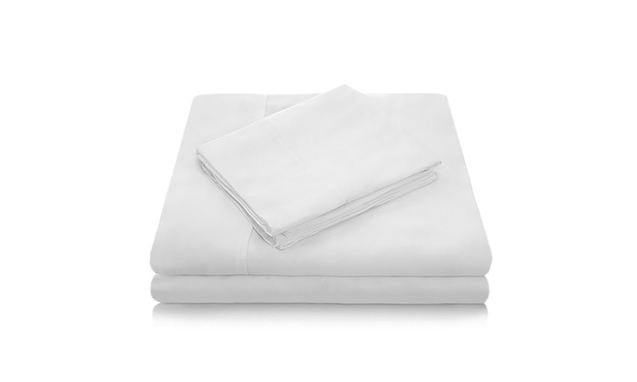 malouf fine linens woven tencel sheet set 4piece malouf fine linens - Tencel Sheets