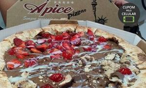 Ápice Pizza Bar: Rodízio de pizza para 1 ou 2 pessoas no Ápice Pizza Bar – Aricanduva
