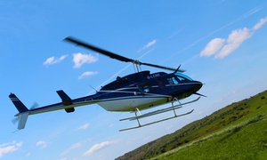Central Helicopters: Scenic Helicopter Flight For One or Two with Central Helicopters