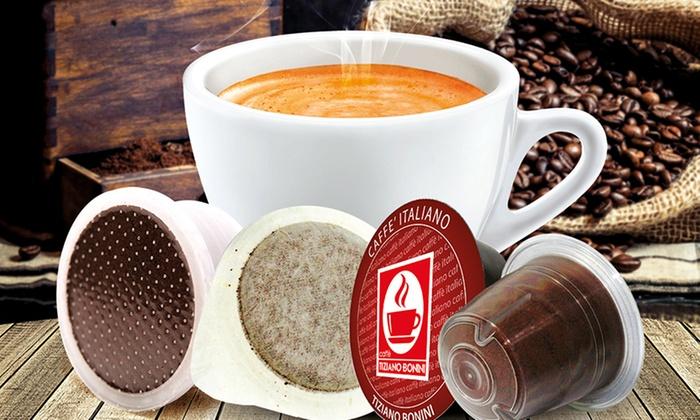 capsules ou dosettes pour nespresso espresso point lavazza et ese groupon shopping. Black Bedroom Furniture Sets. Home Design Ideas