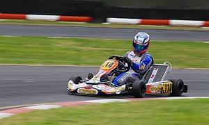 CIRCUITO DI SIENA: Gran Premio di kart o 2 turni di prove libere al Circuito di Siena (sconto fino a 39%)