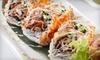 Half Off Japanese Cuisine at Shogun Sushi