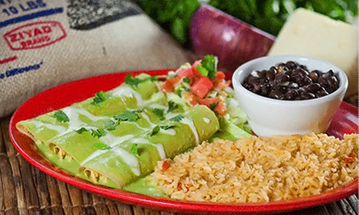 Ramiro's Cantina - Louisville: Catered Fajita Meal for Eight or $10 for $20 Worth of Mexican Cuisine at Ramiro's Cantina