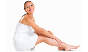 A Touch of Heaven Salon Massage & Day Spa: $49 for a Therapeutic Massage with Hot Towels and Paraffin Dip at A Touch of Heaven Salon Massage & Day Spa ($125 Value)