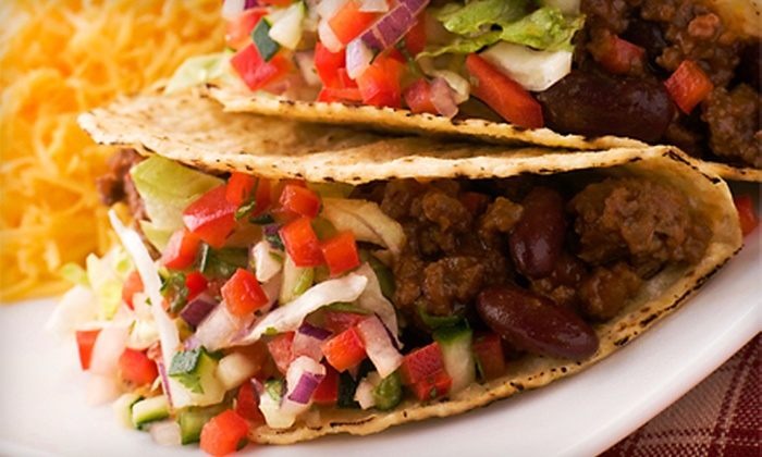 Cinco Mexican Restaurant - Pittsburgh: Mexican Lunch or Dinner at Cinco (Up to Half Off)
