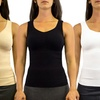 3-Pack of Shaping Camis
