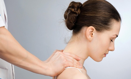 60-Minute Deep-Tissue Massage and a Consultation from Palmetto Physical Medicine (56% Off)
