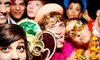 Whitehead Ventures LLC. - Mojo Booths - Fairfield County: Four- or Five-Hour Photo-Booth Rental with Unlimited Prints from Mojobooths - Northeast (Up to 54% Off)