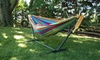 $99.99 for a Tropical Hammock with Stand