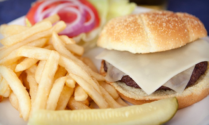 Snak Shak - Webster: $10 for $20 Worth of American Food at Snak Shack